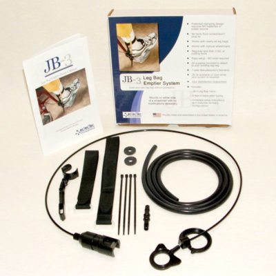 JB-3 Kit Contents and Instructions