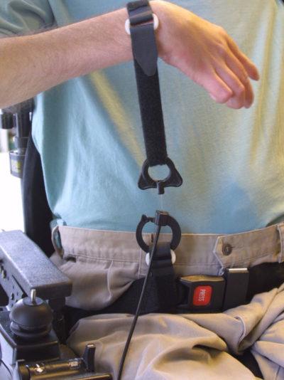 JB-3 Leg Bag Emptying System - Pull Valve
